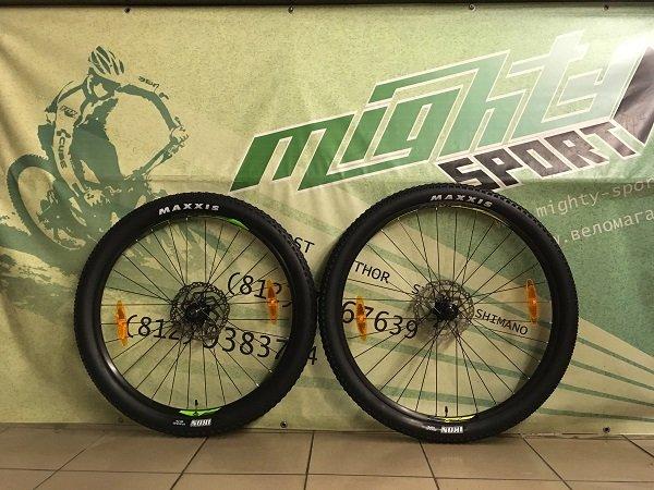 Сравнение диаметра колес 27.5 и 29 дюймов