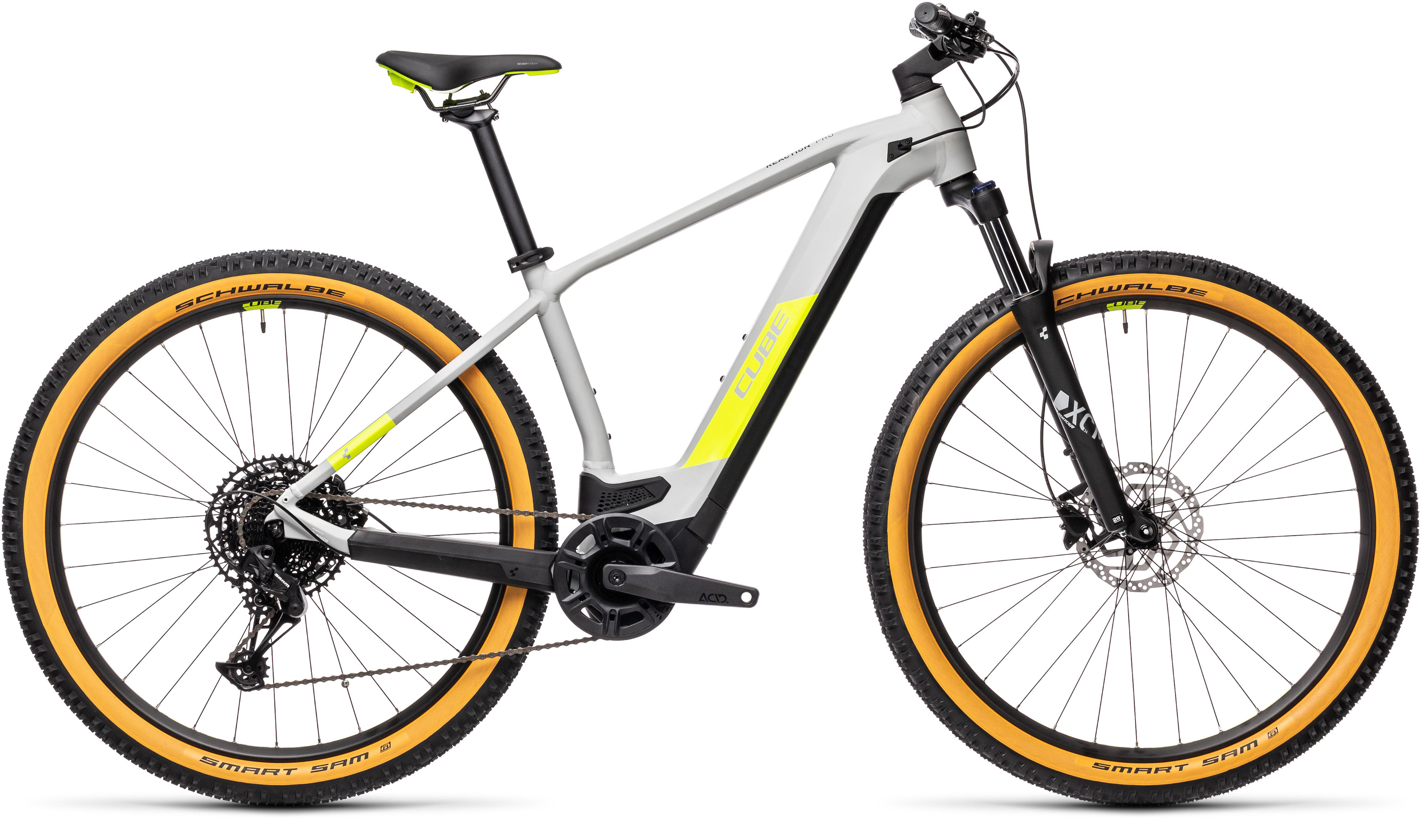 Cube Reaction Hybrid Pro 625 Allroad 29 (2021)