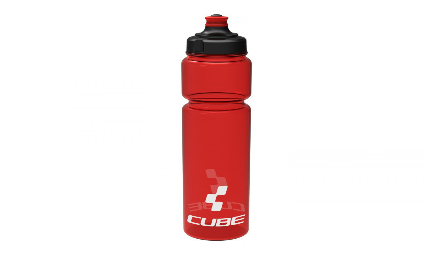 Фляга Cube Bottle 0,75L Icon red