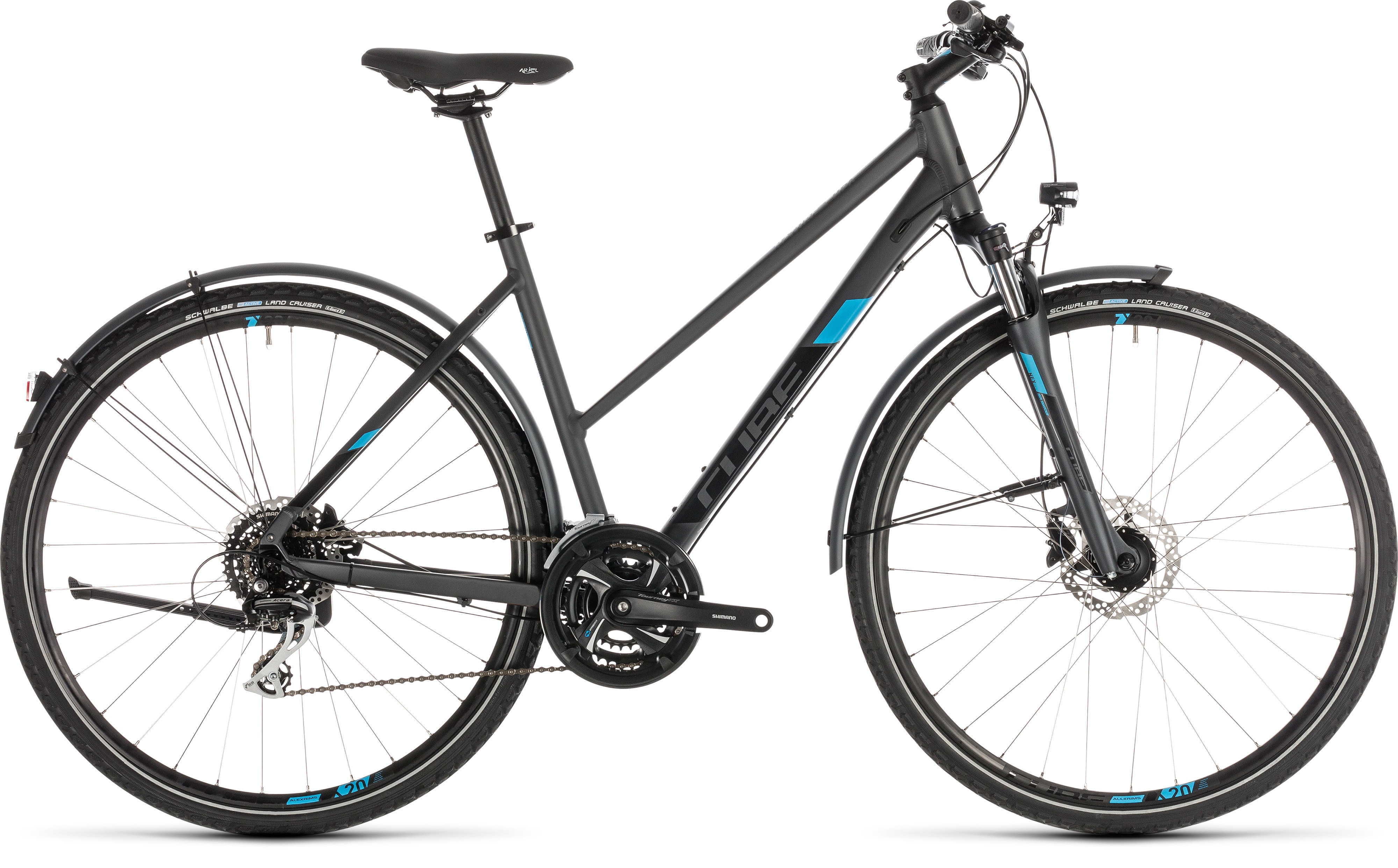 Cube Nature Allroad Lady (2019)