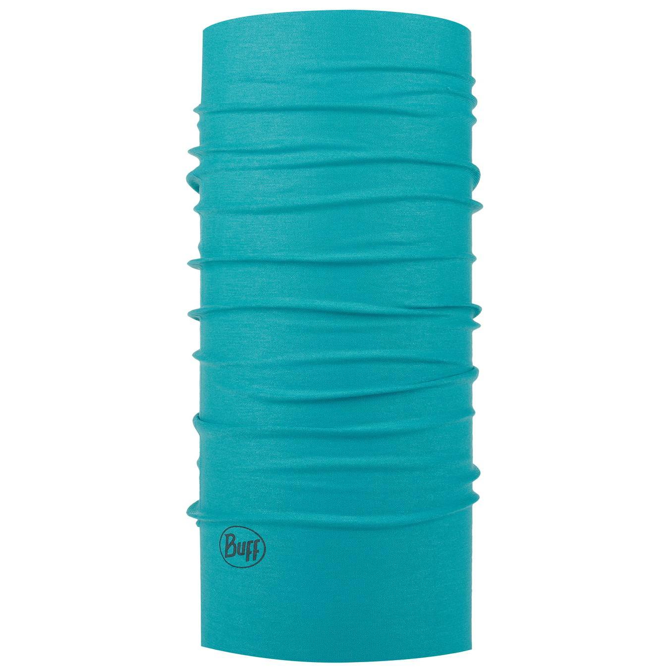 Бандана Buff ORIGINAL SOLID SCUBA BLUE