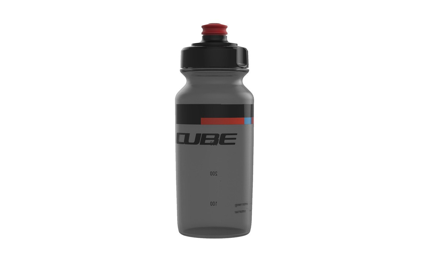 Фляга Cube bottle 0,5 l black teamline