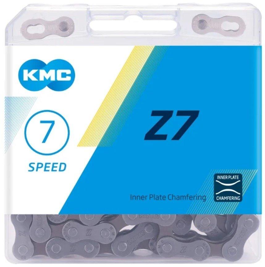 Цепь KMC Z7 для 18-24 скоростей купить в Санкт-Петербурге