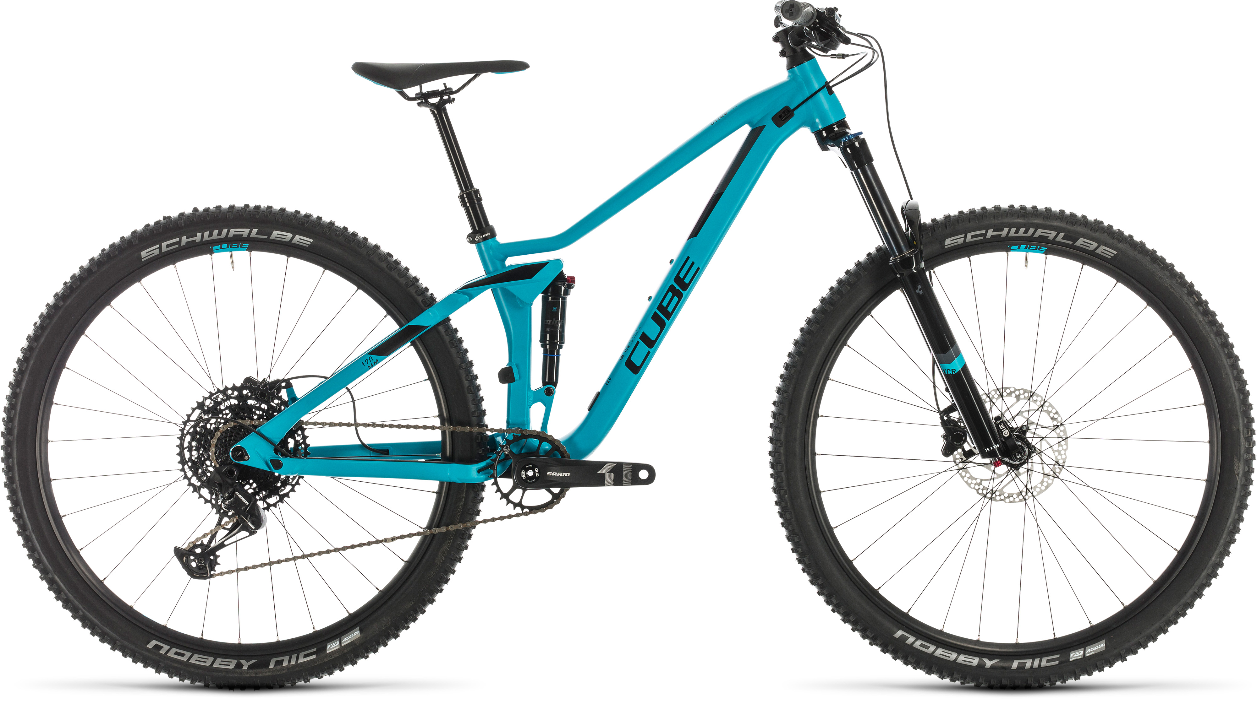 Cube Sting WS 120 EXC 29 (2020)