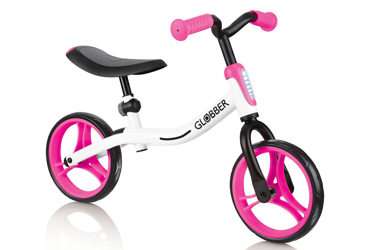 Беговел Globber Go Bike girl