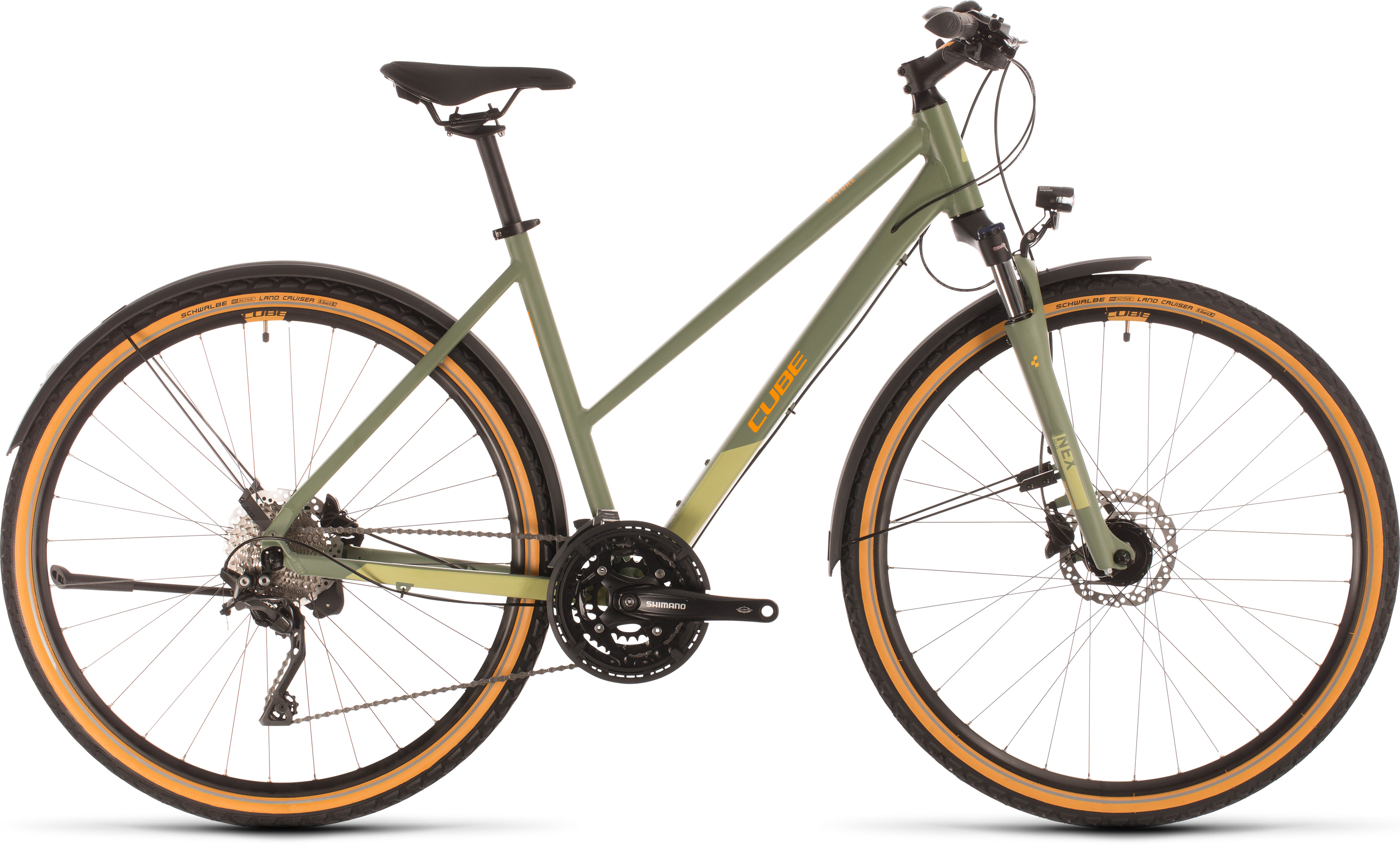 Cube Nature EXC Allroad Lady (2020)