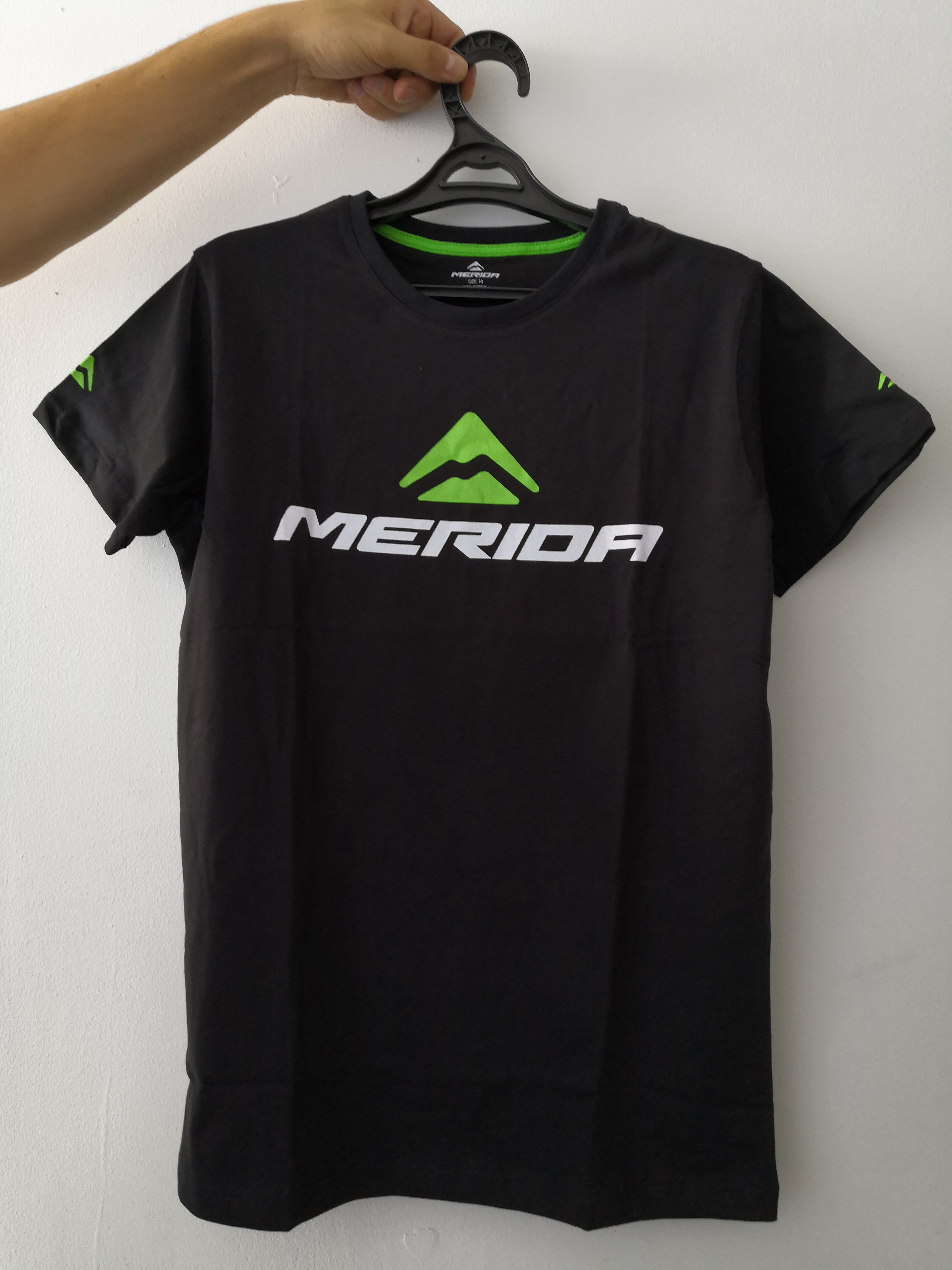 Футболка Merida Brand Edition Black