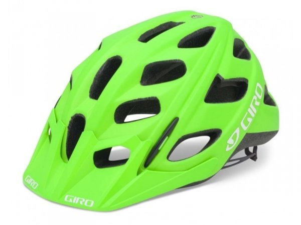 Шлем Giro HEX matte bright green