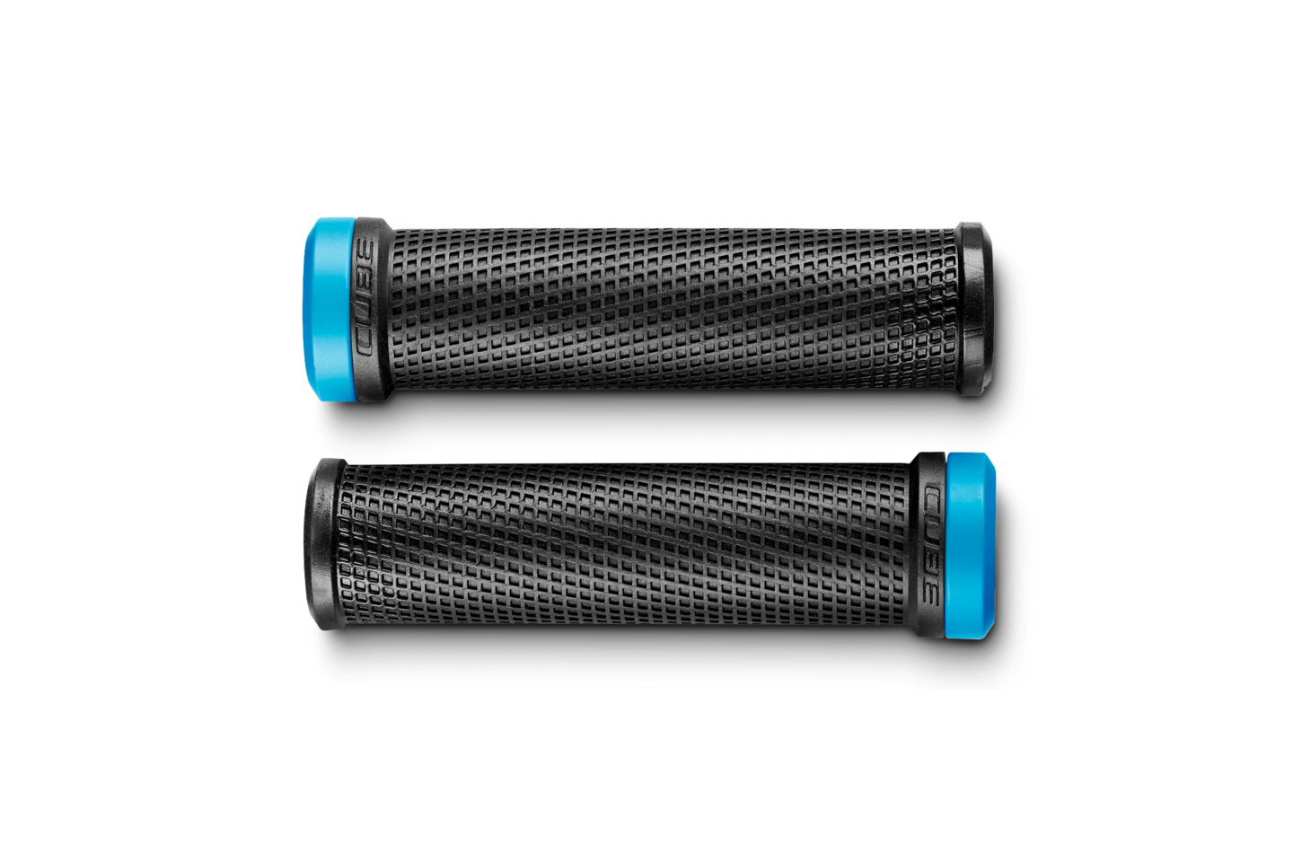 Грипсы CUBE Grips Race black´n´blue